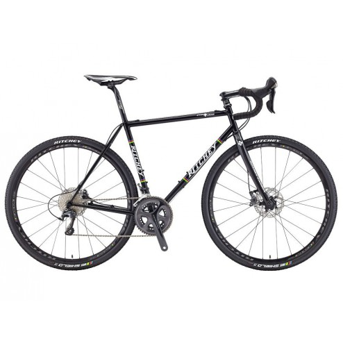 Cyclocross Bike Ritchey SWISS Cross Disc with Shimano Ultegra R8000