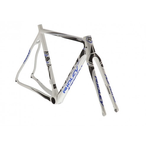 Cyclocross frame Ridley X-Night Disc Design XNI-02CS