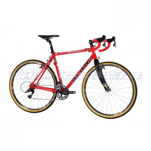 Cyclocross Frame ALAN Cross Mercurial Pro Canti Design WCS4