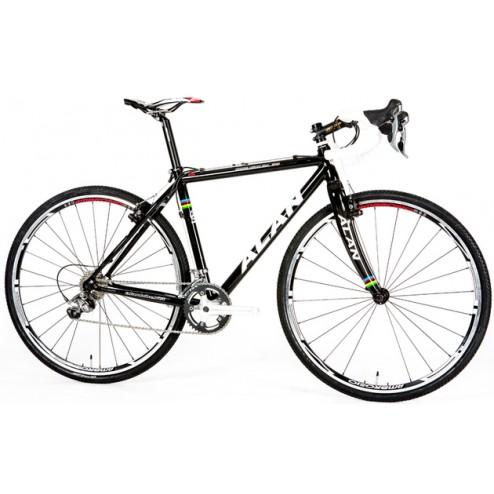 Cyclocross Frame ALAN Cross Mercurial Pro Canti Design WCS3