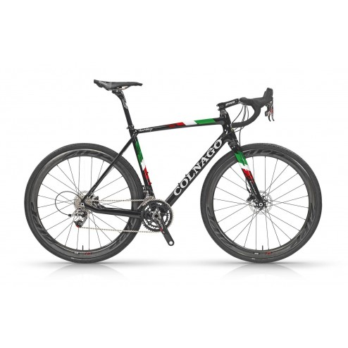 Cyclocross Bike Colnago Prestige Disc SRAM RED eTap hydraulic