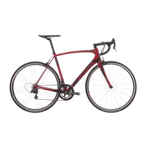 PVDT Teambike Ridley Fenix SL with Shimano Ultegra R8000