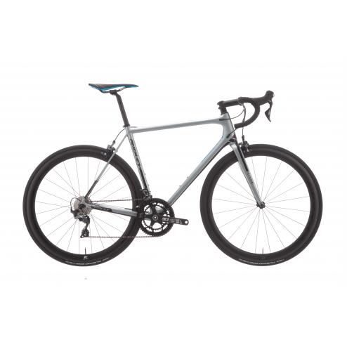 Roadbike Ridley Helium X Design 01DST with Shimano Ultegra Race