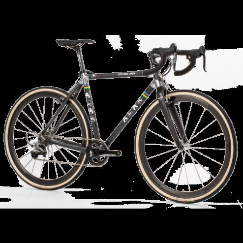 Cyclocross Bike ALAN Super Cross Carbon Design LN1C with SRAM Force X1