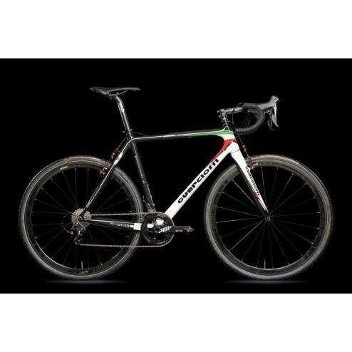 Cyclocross Bike Guerciotti Lembeek Canti Design LE02 Italia with Shimano Ultegra