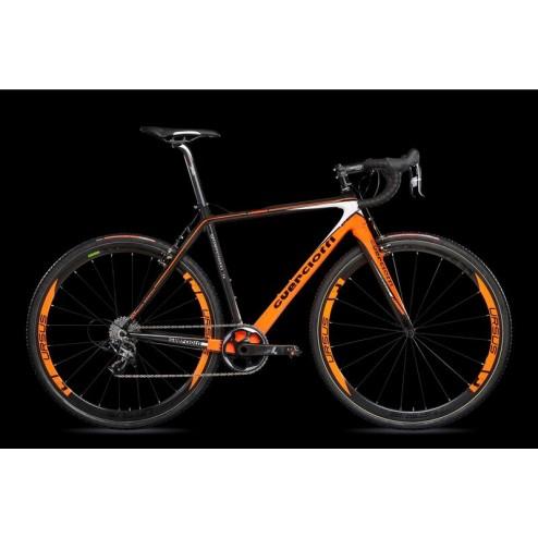 Cyclocross Bike Guerciotti Lembeek Canti Design LE03 mit SRAM Force CX1