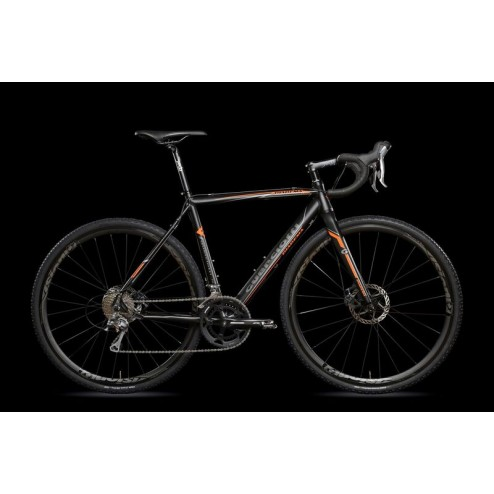Cyclocross Bike Guerciotti Diadema with Shimano Sora