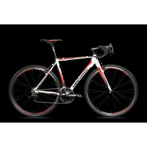 Cyclocross Bike Guerciotti Antares Design 02 with SRAM Apex 2x10