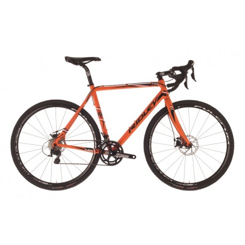 Cyclocross Frame Ridley X-Bow Disc Design XBO 01Cm