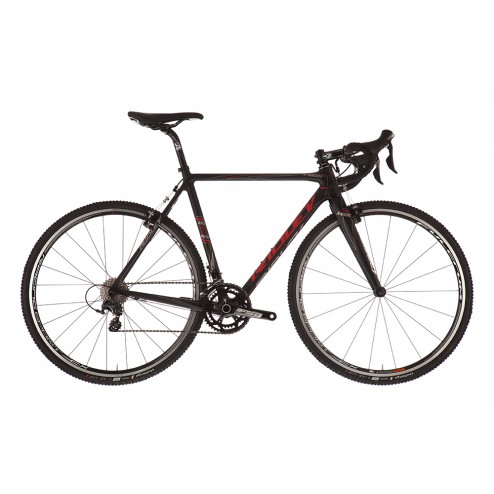 Cyclocross Bike Ridley X-Night Canti Design XNI 02Bm with SRAM Rival X1