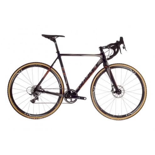 Cyclocross Bike Ridley X-Night SL Disc Design XNI 01Bm with Shimano Ultegra DI2 hydraulic