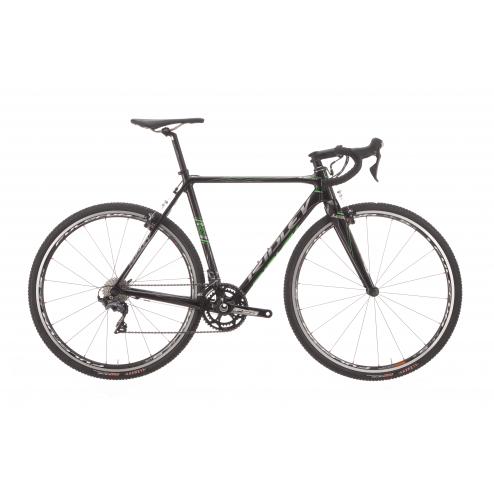 Cyclocross Bike Ridley X-Night Canti Design XNI 02ES with SRAM Rival X1