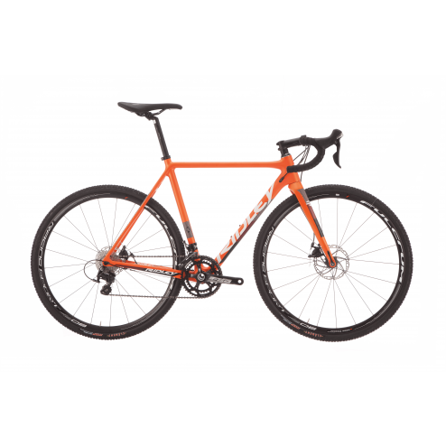 Cyclocross Bike Ridley X-Night Disc Design XNI-04BST with Shimano Ultegra R8000 Race