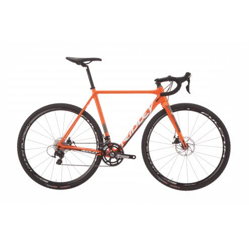 Cyclocross Bike Ridley X-Night Disc Design XNI-04BST with SRAM Force X1 hydraulic