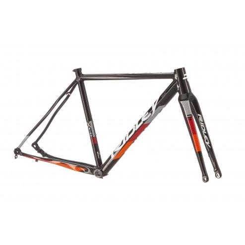 Cyclocross frame Ridley X-Ride Disc Design XRI 01AS