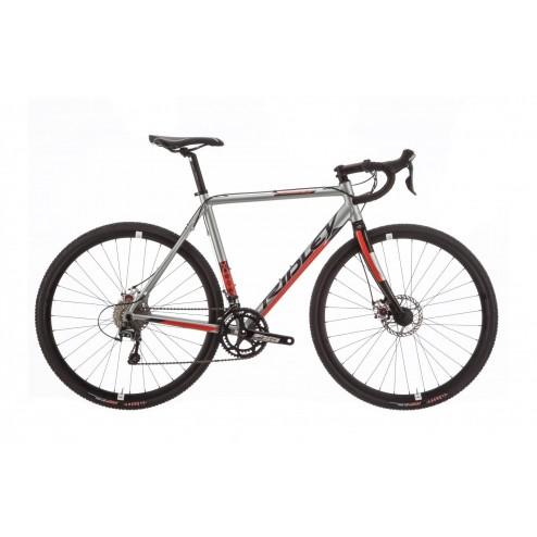 Cyclocross Frame Ridley X-Bow Disc Design XBO 02AS
