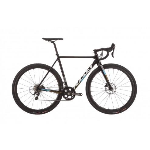 Cyclocross Bike Ridley X-Night Disc Design XNI-04AS with Shimano 105