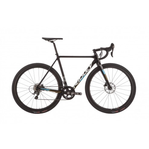 Cyclocross Bike Ridley X-Night Disc Design XNI-04AS with SRAM Rival 1 hydraulic