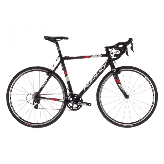 Cyclocross Bike Ridley X Bow Canti Design 1405am With Shimano Sora