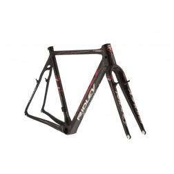 Cyclocross frame Ridley X-Night Canti Design XNI-02BM