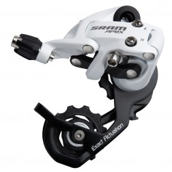 Rear derailleur SRAM Apex white 2x10 short