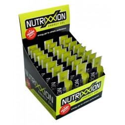 Box Nutrixxion Energy Gel Lemon Fresh Coffein
