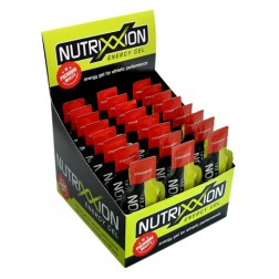 Box Nutrixxion Energy Gel Strawbeery