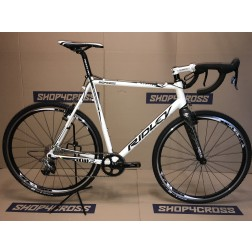 Used bike: Ridley X-Ride Design 1402A with SRAM Rival X1