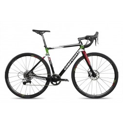 Cyclocross Bike Guerciotti Ereuka CX Design Italia with SRAM Rival X1 hydraulic