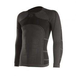 Undershirt Bioracer Long Sleeve - black -
