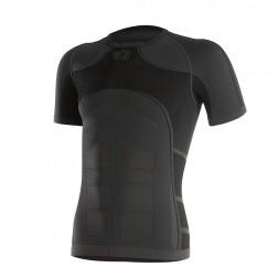 Undershirt Bioracer Short Sleeve - black -