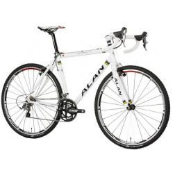 Cyclocross Frame ALAN Cross Mercurial Pro Canti Design WCS1