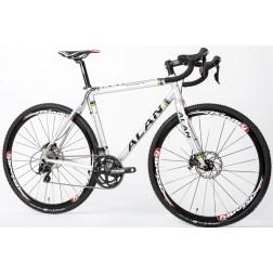 Cyclocross Frame ALAN Cross Mercurial Pro DBS