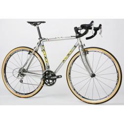Cyclocross Frame ALAN Super Cross Ergal Design LS2