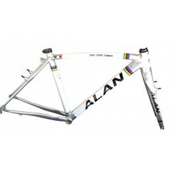 Cyclocross Frame ALAN Cross Xtreme Scandium Design WCX140