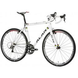 Cyclocross ALAN Mercurial Pro Canti Design WCS1 with Shimano
