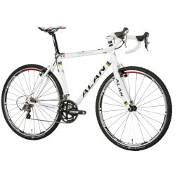 Cyclocross Bike ALAN Mercurial Pro Canti Design WCS1 with SRAM