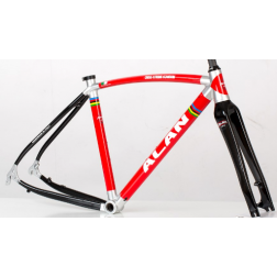 Cyclocross Frame ALAN Cross Xtreme Scandium DBS Design WCX3