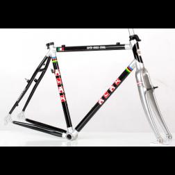 Cyclocross Frame ALAN Super Cross Ergal Design LN3