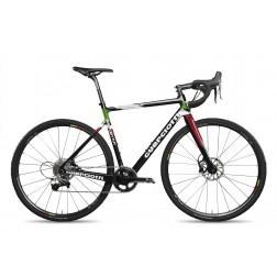 Cyclocross frame Guerciotti Eureka CX Design Italia