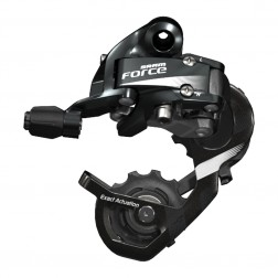 Rear derailleur SRAM Force 22 short