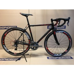 Used: Ridley Helium SL with Shimano Mix Dura Ace/Ultegra 7,2kg