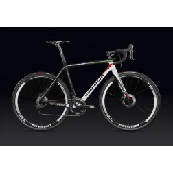 Cyclocross Bike Guerciotti Lembeek Disc Design LE02 Italia with Shimano Ultegra hydraulic