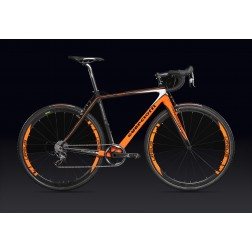 Cyclocross Bike Guerciotti Lembeek Canti Design LE03 with Shimano Ultegra R8000