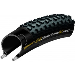 Open Tubular Continental Mountain King CX Performance 35mm