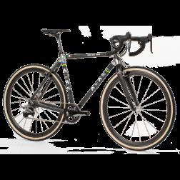 Cyclocross Bike ALAN Super Cross Carbon Design LN1C with Shimano Ultegra R8000