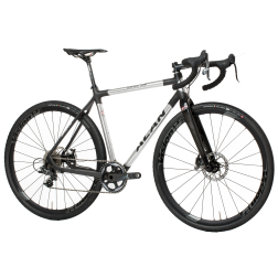 Gravelbike ALAN Super Gravel Carbon with Shimano Ultegra DI2 R8050 hydraulic