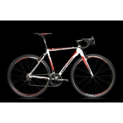 Cyclocross Bike Guerciotti Antares Design 02 with Shimano Sora