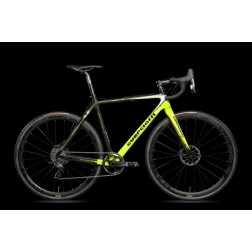 Cyclocross Bike Guerciotti Lembeek Disc Design LE01 with Shimano Ultegra hydraulic size L