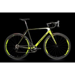 Cyclocross Bike Guerciotti Lembeek Canti Design LE01 with Shimano Ultegra R8000